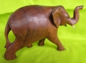 Wooden mixed animals