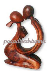 Bali Abstract wood carvings