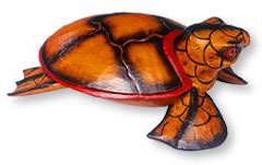 Bali Turtle Ashtray