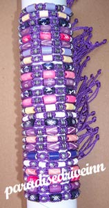 Bali Assortment of 200 Bracelets