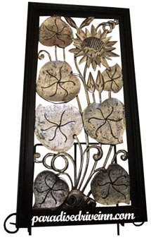 Bali Wooden Wallhanging