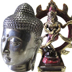 bali Bronze Silver Plated