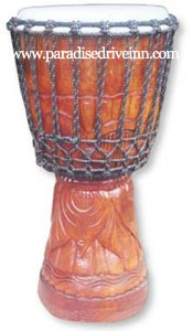 Bali Drum Tribal Top and Bottom