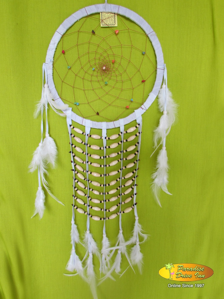 Bali Dreamcatcher, adidas with semiprecious stone & beads
