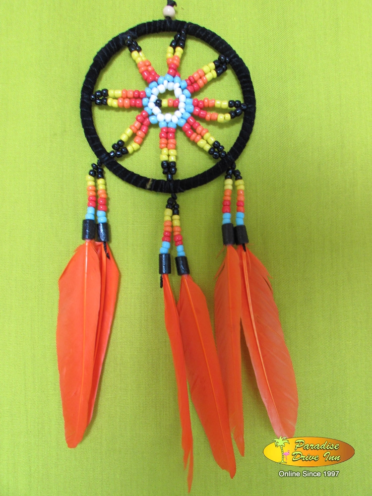 Bali Dreamcatcher, adidas with glass beads