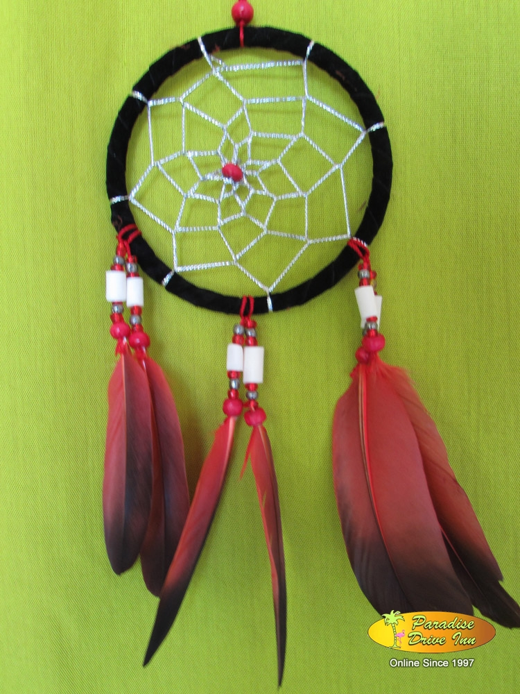 Bali Dreamcatcher, adidas with bone & beads