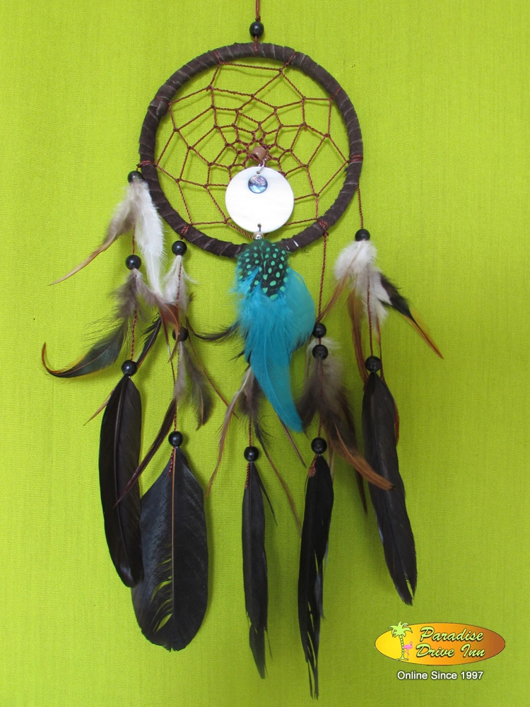 Bali Dreamcatcher, adidas with shell & beads