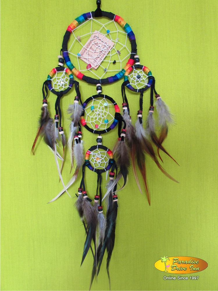 Bali Dreamcatcher, adidas with stone & beads