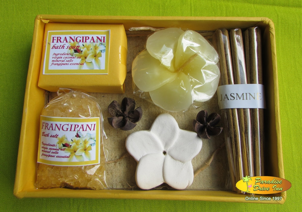 Bali Spa accesories, soap, insence