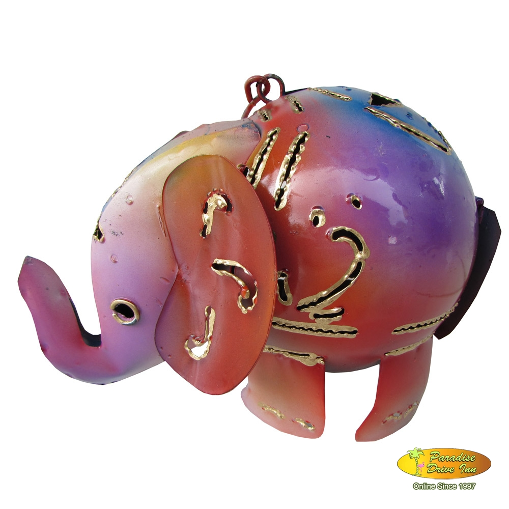 Bali Metal craft, elephant