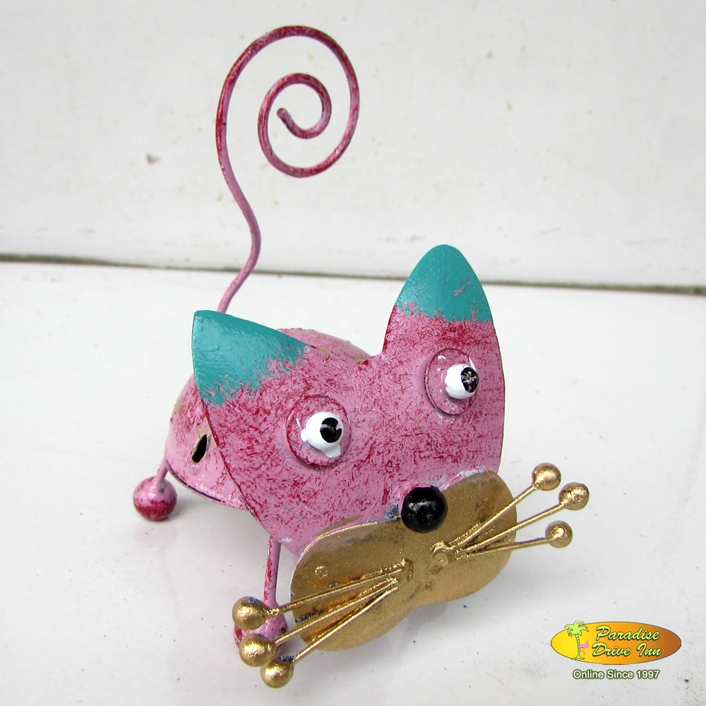 Bali Metal craft, cat