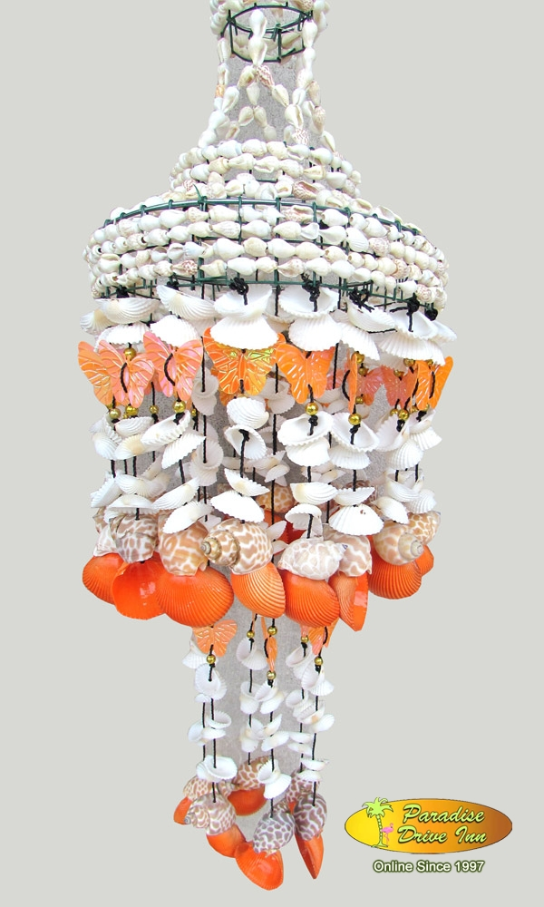 Bali Hanging decoration, sea shells