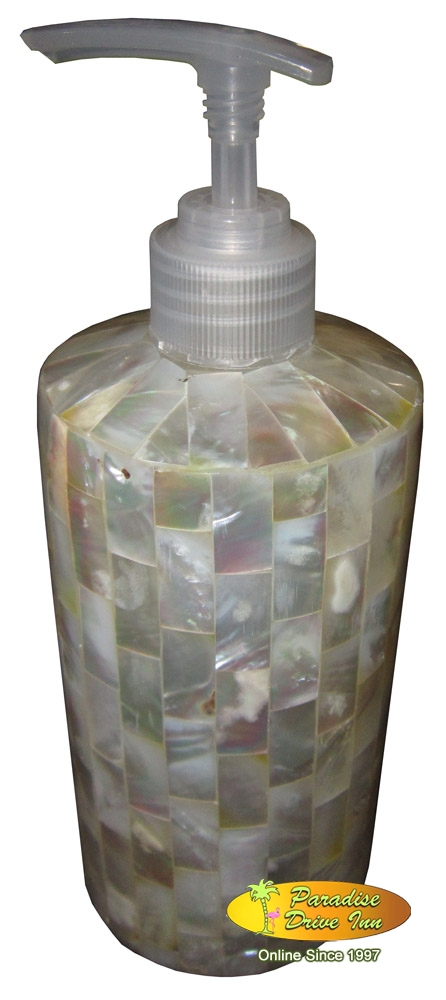 Bali Soap dispenser